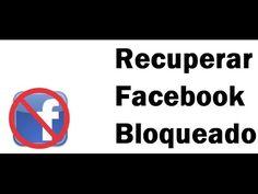 Cómo Recuperar Facebook Bloqueado o Inhabilitado | RodrIvan
