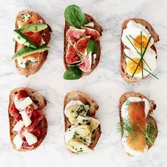 gourmet sandwiches 2 You are in the right place about Cooking Method teaching Here we offer you the most beautiful Gourmet Sandwiches, Sandwich Recipes, Delicious Sandwiches, Breakfast Sandwiches, I Love Food, Good Food, Yummy Food, Fingers Food, Healthy Snacks