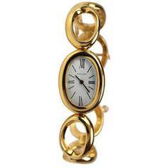 Cartier Lady's Yellow Gold Baignoire Bracelet Watch circa 1960s