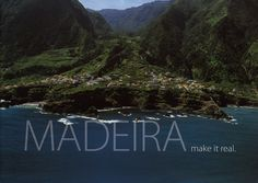 https://flic.kr/p/FC5KHG | Madeira make it real. 2011_1, Portugal overseas territory | tourism travel brochure | by worldtravellib World Travel library
