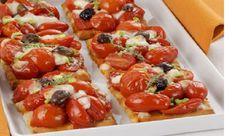 Ricette facili e veloci: le pizzette finte | Ultime Notizie Flash