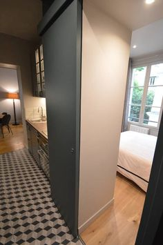 Appartement 30 m2 coeur de Paris, Parisd'intérieur - Côté Maison