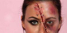 Maquillaje De Zombie Fácil Con Efectos Especiales Caseros