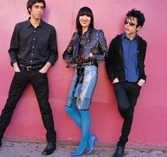 The Yeah Yeah Yeahs....my one and only.