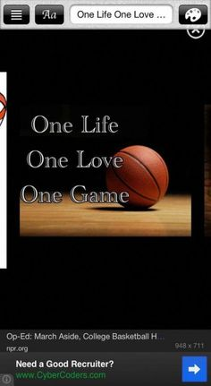 Basketball is a way of life (for some people) Xavier Basketball, Basketball Memes, Basketball Is Life, Basketball Posters, Basketball Pictures, Sports Basketball, College Basketball, Basketball Stuff, Basketball Quotes