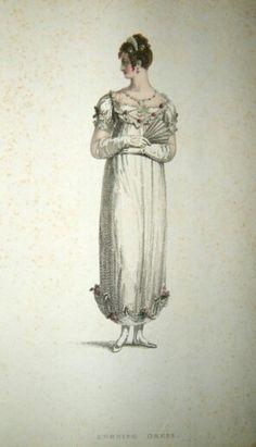 1814 Evening dress