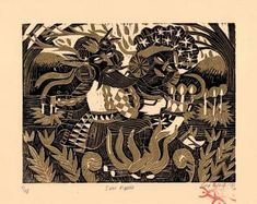 Kupala on Etsy John The Baptist, Animal Print Rug, Night, Etsy