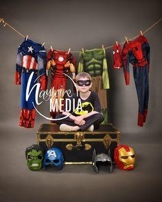 Boys Superhero Costume Dressup Clothesline Studio Scene Backdrop - Digital Super Hero Halloween Photography Background - Instant Download by HaywireMedia on Etsy https://www.etsy.com/listing/239801445/boys-superhero-costume-dressup