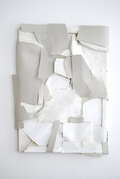 "Leopold van de Ven - ""Untitled"", Sculpture, cardboard, wood,  paper-maché, paint, 2008,55x80x6cm http://www.artdoxa.com/users/Leopold/artwork_catalogs/389/artworks/large?page=1#12745"