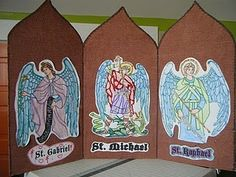 The arch angels.