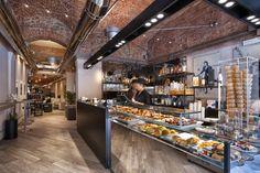 JT Cafè by Afa Arredamenti, Florence – Italy » Retail Design Blog