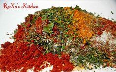 Retete Culinare - Condiment pentru carne de pui si porc Herbs, Homemade Food, Recipes, Pork, Salads, Herb, Recipies, Recipe
