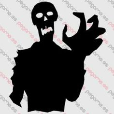 Pegame.es Online Decals Shop  #skull #dead #halloween #fear #monster #zombie #vinyl #sticker #pegatina #vinilo #stencil #decal