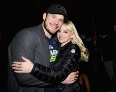 Pin for Later: Anna Faris and Chris Pratt's Love Story, as Told by Them Chris on Anna