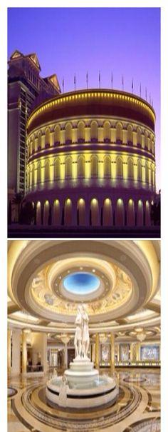 Caesars Palace ~ Las Vegas ... via Luxurydotcom