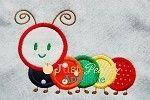 Caterpillar boy