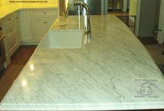White Carera Marble