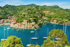 Landscape Portofino Liguria Italy Stock Photo (Edit Now) 278241869 Cinque Terre, Dream Vacations, Vacation Spots, Places To Travel, Places To See, Travel Destinations, Places Around The World, Around The Worlds, Shirakawa Go