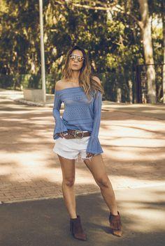 Shorts jeans: O verão 2015 da Apoá