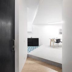 Chiado Apartment di Fala Atelier | Locali abitativi