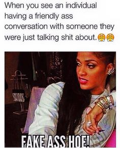 Usually this is ME and the conversation is going on in my head. Lol at least I try to be nice. Fake Friend Quotes, Bitch Quotes, True Quotes, Funny Quotes, Qoutes, Random Quotes, Funny Relatable Memes, Funny Posts, Trust