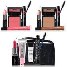 Maquiagem Smashbox:         Veja os novos kits, base e lápis.