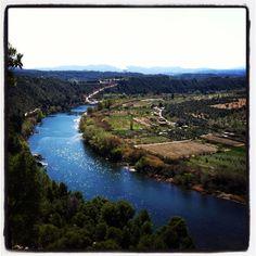Riu Ebre, Flix, Catalonia