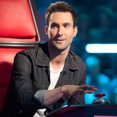 Adam Levine on The Voice, love him and the show