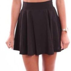 Urban outfitters black high waisted skirt. The black is slightly faded from wash. Urban Outfitters Skirts Mini