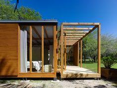 Salgado e Liñares Gazebo, Pergola, Prefab Homes, Three Dimensional, Lofts, Outdoor Structures, The Originals, Architecture, Building