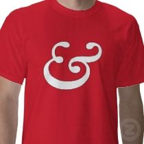 Ampersand T T Shirt by nordia