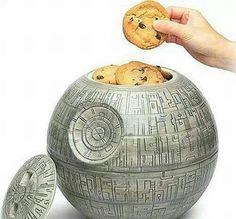 Star Wars cookie jar!