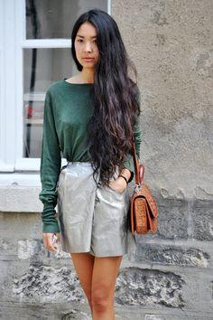 Long Hair & Style