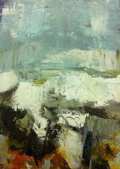 nicola morgan - Paintings - Black RockSeries Black Rock, Oil Paintings, Wax, Cold, Abstract, Drawings, Inspiration, Image, Design