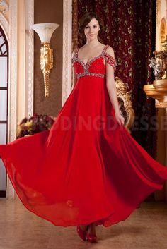 Off Shoulder Luxury Red Evening Dresses - Order Link: http://www.theweddingdresses.com/off-shoulder-luxury-red-evening-dresses-twdn4485.html - Embellishments: Beading; Length: Floor Length; Fabric: Satin; Waist: Natural - Price: 167.4053USD