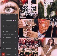 Pinterest: @xioyamile☆ Vsco Cam Filters, Vsco Filter, Photography Filters, Photoshop Photography, Vsco Hacks, Vsco Effects, Vsco Themes, Vsco App, Photo Editing Vsco