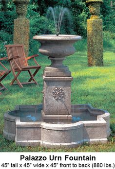 bayeux garden wall water fountain eric is going to build a quatrefoil fountainwhy donu0027t we