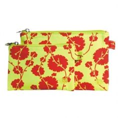 "Amy Butler ""Molly"" Small Pouch  Everyone needs this perfect matching accessory."
