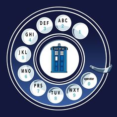 """""""Call the Doctor"""" Funny Doctor Who Hoodie 