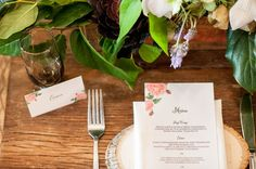 Floral Print Wedding Ideas {Rustic} #rustic #floralprint #weddingflowers Photography by @Mikkel Paige Planning by @Roey Mizrahi Floral Design by @Patricia W/  Karma Flowers & Trunk Vintage Rentals