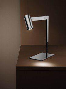 Source Talitha Chrome Table Lamp by Younique Plus Bedside Table Lamps, Desk Lamp, Hallway Designs, Wall Lights, Ceiling Lights, Contemporary Floor Lamps, Chrome, Bulb, Collections