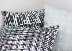 pillow covers by rk design