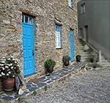 Piódão , close to Coimbra - schist villages of Portugal Mountain Range, Portugal, Spain, Outdoor Decor, Home Decor, Chop Saw, Star, Decoration Home, Room Decor