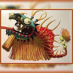 Embrace your inner dragon. 🐉🐼 #Po #DragonWarrior #KungFuPanda #KungFuPanda2 #KungFuPanda3 #KFP #KFP2 #KFP3 (From KFP2 art book)