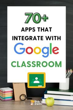 Check out this list of over 70 Awesome Apps that Integrate with Google Classroom! Did you know that Google Classroom plays well with others? Yep! Google is known for making their applications open to working with third-party applications, and Google Classroom is no exception. Free Teaching Resources, Teacher Resources, Google Ideas, Technology Integration, Mobile Learning, Best Apps, Third Party, Google Classroom, Classroom Activities