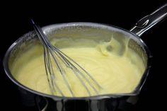 Κρέμα ζαχαροπλαστικής Greek Pastries, My Dessert, English Food, Trifle, Greek Recipes, Buttercream Frosting, Food Art, Good Food, Food And Drink