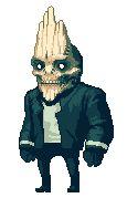 Bad guy- PIXEL ART