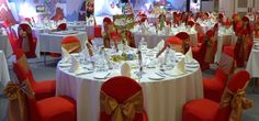 Corporate Christmas Party held at St Pierre Park, St Peter Port. Super venue for weddings and events. Balloon Display, Guernsey, Table Centers, Fundraising Events, Wow Products, Corporate Events, Party Themes, Balloons, Table Decorations