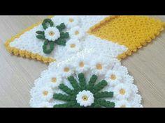 EN YENİİ 2018 LİF MODELLERİ!!!Bakmadan geçmeyin🤗🤗 - YouTube Afghan Crochet Patterns, Animals And Pets, Free Crochet, Asdf, Blanket, Youtube, Crochet Flowers, Crochet Carpet, Towels