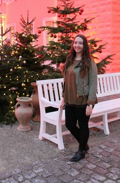 Beautiful Style: Outfit Post - am Schloss